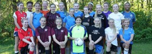 Premier Soccer Players from Pacific Northwest Join Together to Stop Human Trafficking